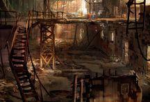 Worlds: Fallout
