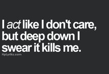 true words