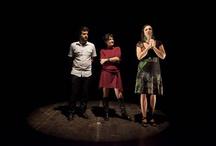 Dimostrazione finale Ecole des des Maîtres -Teatro India Short Theatre 2012