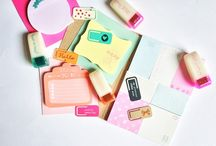 I ❤❤❤  Stationery / Cute stationery, I want all of these