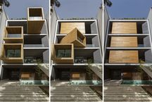 Architecture / Rotating house