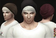Sims 4 Hairstyles / Sims 4 Hairstyles: new meshes, recolors, retextures, edits and frankenmeshes