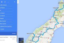 Newzealand South Island / NZ South Island to do list
