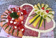 Kulinarne dekoracje.