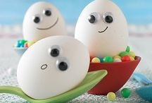 Easter / Easter foods & Easter decorating ideas