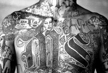 Ink / Pele+Tinta