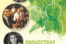 AMAC - Posters de concertos / Concert posters / Posters de concertos realizados pela AMAC - Academia Musical dos Amigos das Crianças.
