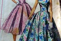 Šaty z 50. rokov
