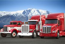 Peterbilt's 75th Anniversary / Peterbilt is Celebrating 75 Years of Service. View the photo line up to see how Peterbilt has changed over the years.