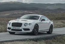 Bentley GT 3 R