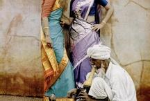 Sailesh singhania - saree inspiration board