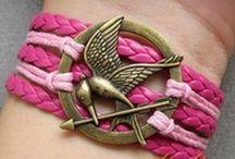 Bracelets / My favorite bracelets. Charm bracelets. Gold bracelets. Silver bracelets. Anklets.  / by Megan Russell