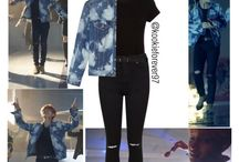 Outfits BTS