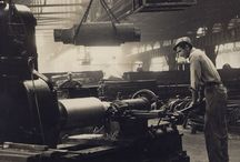 Steel: Hard Passion / A passion in heavy Pics.