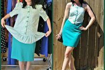 Fashionista Style / Re-styling daggy stuff to become stylish stuff