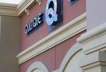 Quilt shops visited