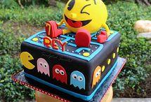 torta de pac man