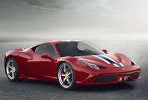 Fast Ferrari Cars / Ferrari Cars