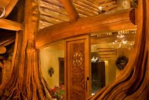 Log Cabin? Yes, please! / by Lindy King