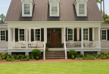 Smitten Spaces | House front / by Ashley Threatt