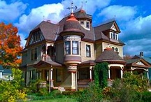 Dream Home / Photos of homes that I would love to live in!