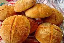 petit pain semoule