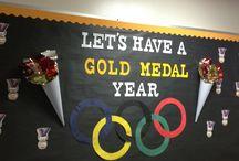 Olympic Theme 2016-2017