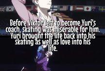 Yuri on Ice ❤️