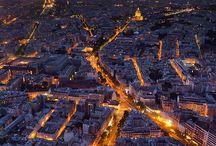 Les villes <3