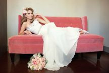 VINTAGE WEDDINGS / A modern spin on classic #wedding looks.
