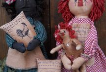 Dolls / by Stacy Shumate
