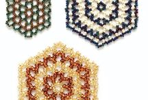 beadweaving - netting stitches / by The Crafter's Apprentice
