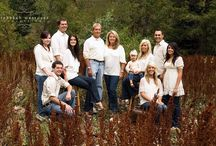 Large Family Photography ideas / posing guide for large family - more than 6 people