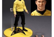 Star Trek Next Generation Action Figures