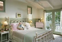 bedrooms / by Penny