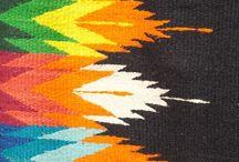 Zapotec patterns