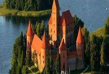 Castles / by Sheila Andolina