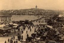 Haliç-Eminönü-Galata-Beyoğlu-Taksim