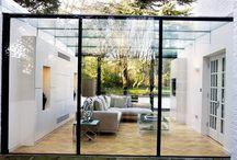 Architecture LOVE Glass