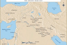 ancient maps middle east