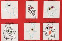 Ateliers gribouillons DIY art kids / Www.ateliers-gribouillons.com