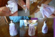 Tiny Dolls (under 5cm)