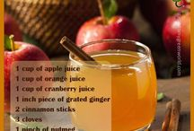 Healthy Holiday Recipes / Delicious can be healthy and healing too.