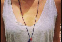 Necklaces / Les jolis colliers Blue Lemon Paris