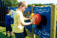 Imaginative and Creative Play / Imaginative and creative play is a vital part of every child's development and must be promoted during their school playground experience.