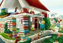 books / ¡¡Lo mejor de la vida, leer!! / by Raquel Estrada