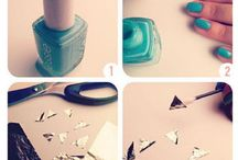 manicure zdobienia krok po kroku