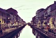 Italian beauties / Italian cities, famous quotes