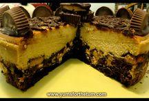 Cheesecake Recipes (yumsforthetum.com) / Cheesecake recipes from the blog @ yumsforthetum.com.