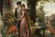 Vintage Romantic Images